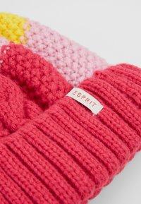 Esprit - SCARVES HAT - Čepice - candy pink - 2