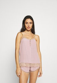 LOVE Stories - TILDA - Pyjama top - velvet haze - 1