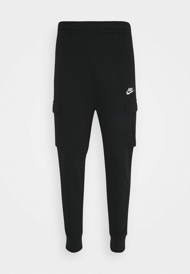 CLUB PANT - Pantaloni sportivi - black/white