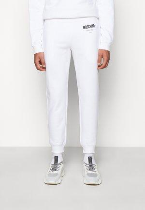 TROUSERS - Pantaloni sportivi - white