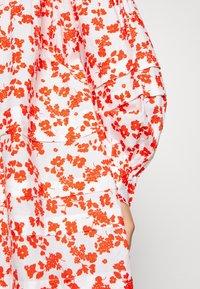 Pieces Petite - PCDORY DRESS PETITE - Vestido informal - grenadine - 5