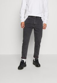 Tommy Jeans - DAD STRAIGHT - Jean droit - aries - 0