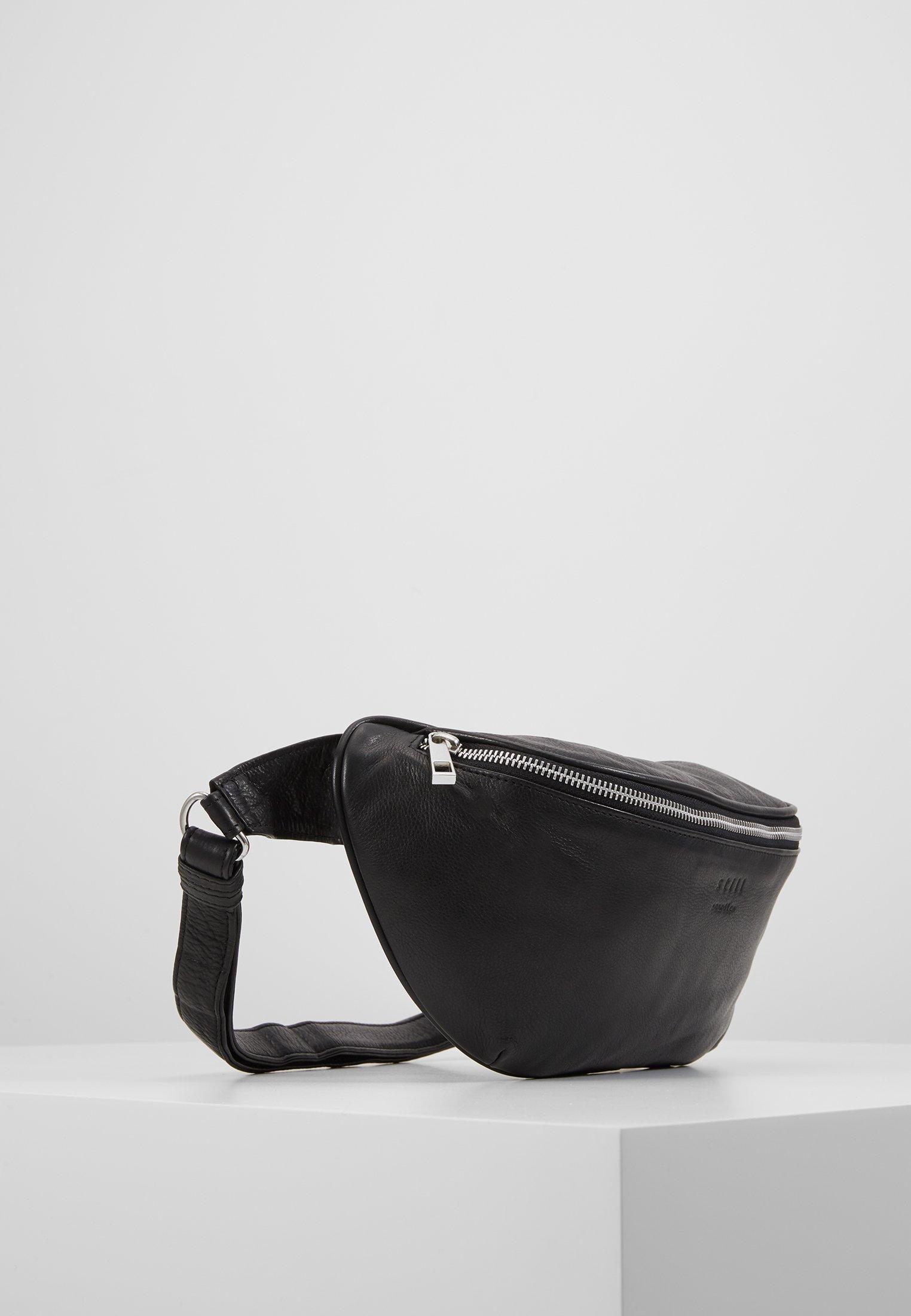 Still Nordic Anouk Bumbag - Gürteltasche Black/schwarz
