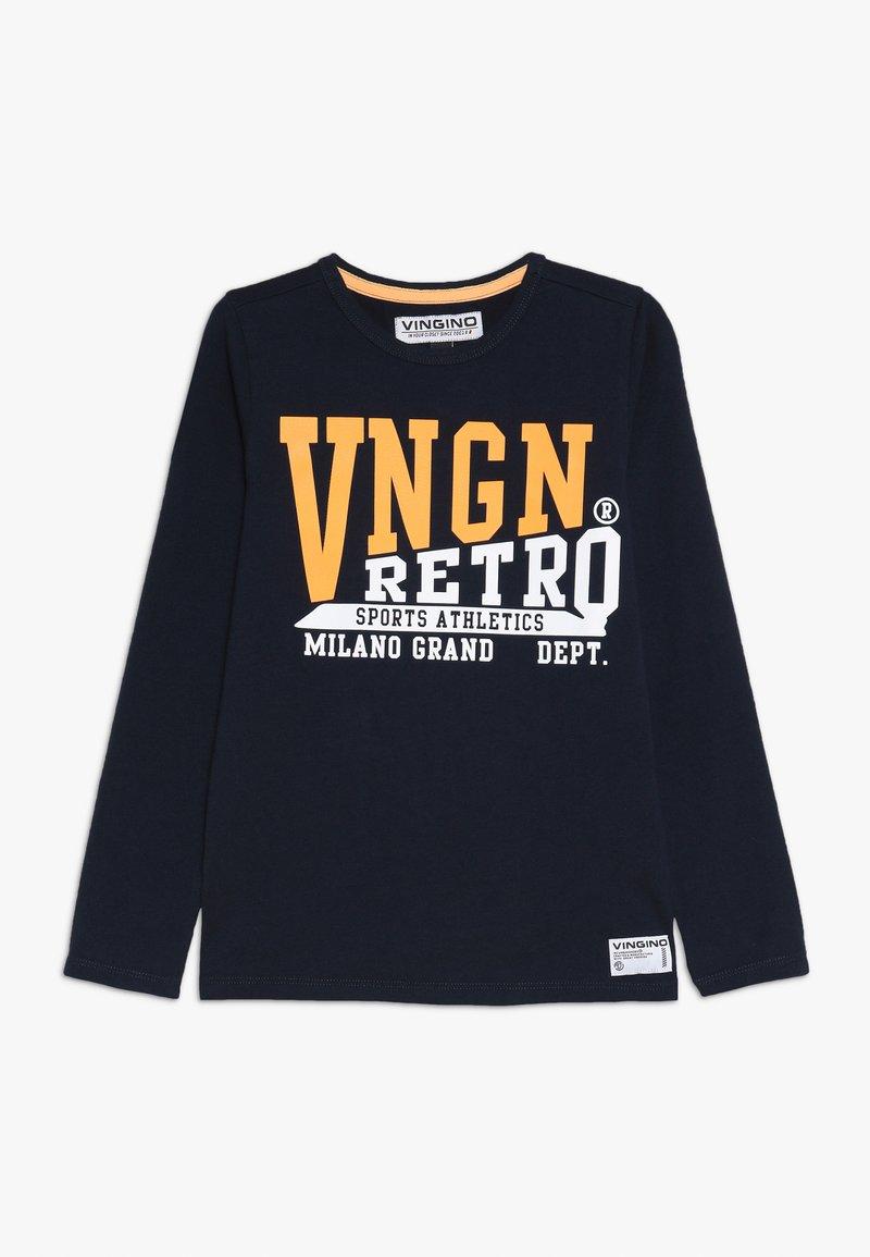 Vingino - JIGELO - Long sleeved top - dark blue