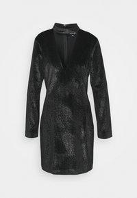 Just Cavalli - Koktejlové šaty/ šaty na párty - black - 5