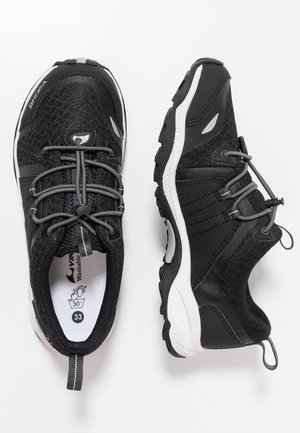 EXTERMINATOR - Hiking shoes - black/grey