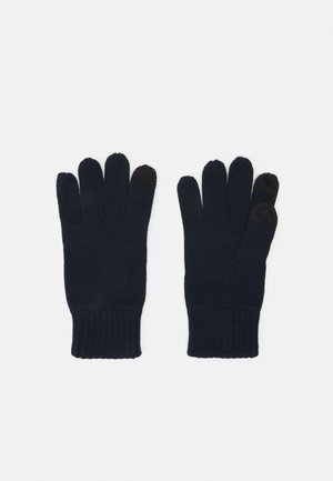 GLOVE - Fingervantar - navy