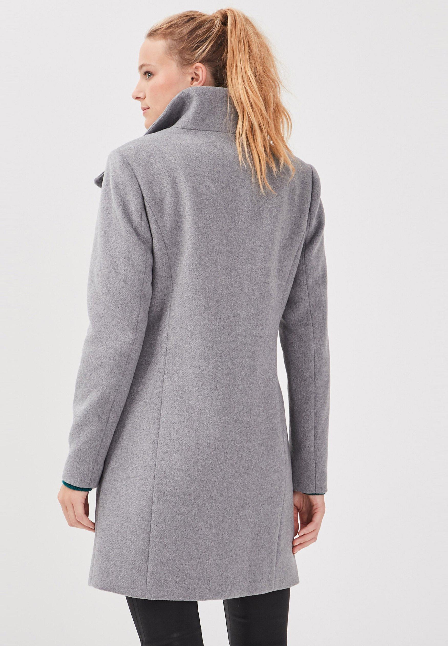 BONOBO Jeans Manteau classique gris ZALANDO.FR