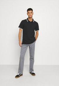 Denim Project - Polo shirt - black - 1
