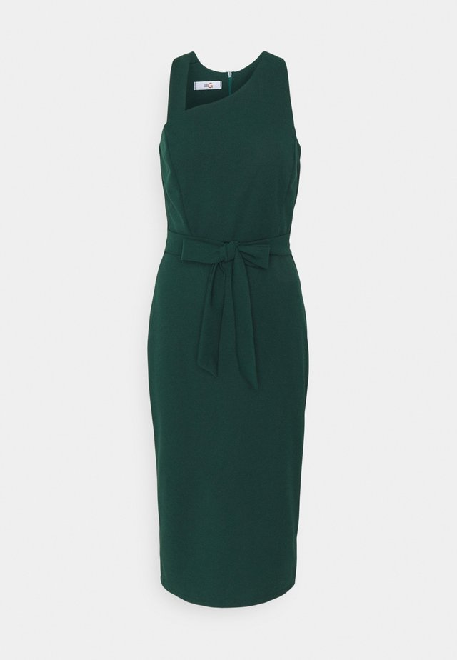 IMMY DRESS - Cocktail dress / Party dress - forest green