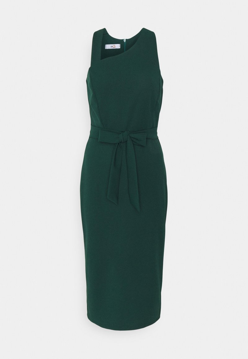 WAL G. - IMMY DRESS - Cocktail dress / Party dress - forest green