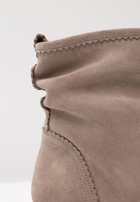 Anna Field - LEATHER BOOTIES - Støvletter - taupe - 2