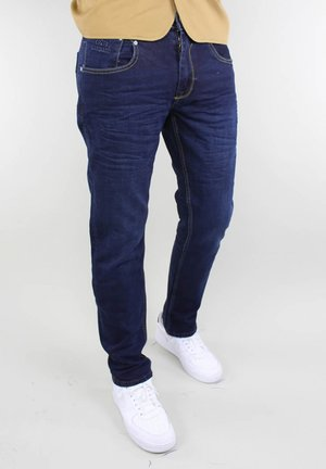 TREVISO - Jeans Tapered Fit - dark blue
