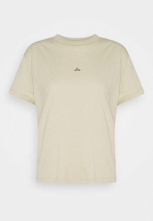 SUZANA - Print T-shirt - tan