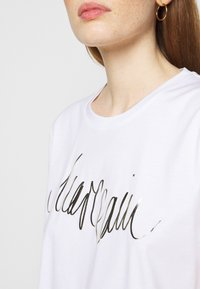 Marc Cain - Print T-shirt - white - 4