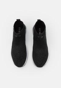 Guess - BAMMIE - Sneakers hoog - black - 5
