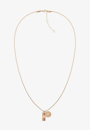 Halskette - roségold