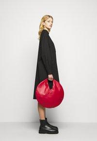 MM6 Maison Margiela - Shirt dress - black - 6