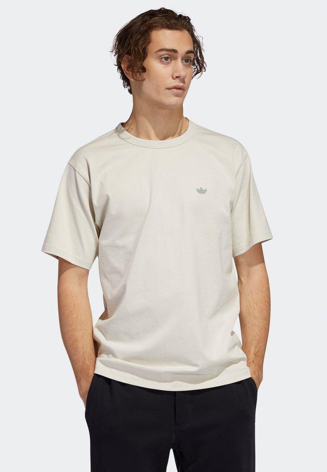 SHMOO - T-shirt imprimé - aluminium / teceme