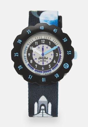 MOON AND BACK UNISEX - Horloge - blue