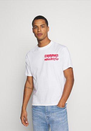 MANGA TEE UNISEX - Print T-shirt - white