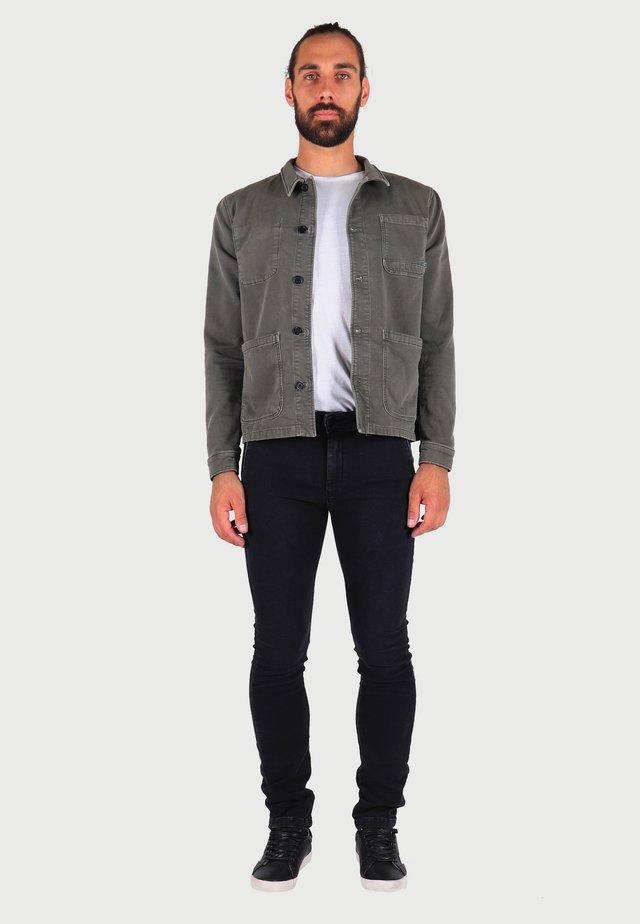 Slim fit jeans - black / black