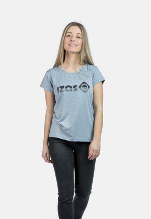 T-shirt imprimé - coronet blue