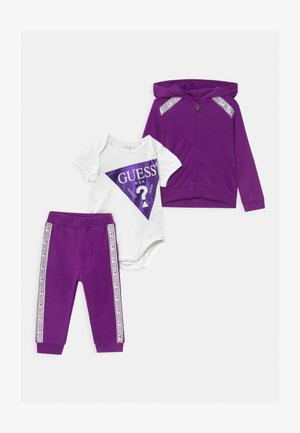 BABY SET - Tracksuit - new plum light