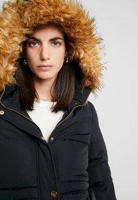 Anna Field MAMA - Płaszcz zimowy - black - 3