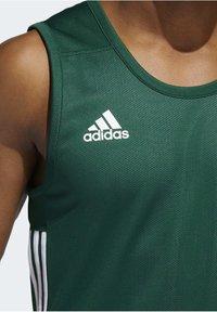 adidas Performance - 3G SPEED REVERSIBLE JERSEY - Top - green - 5