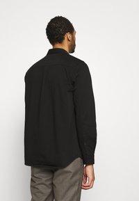 Nudie Jeans - CHET - Camisa - black - 2