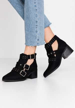 FINN - Ankle boots - black