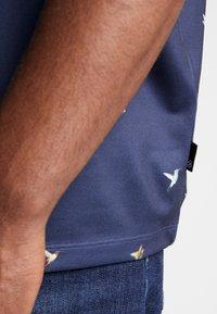 Burton Menswear London - BIRD - Poloshirt - navy - 5