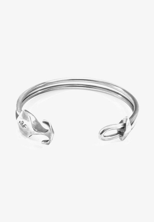 DELTA  - Bracelet - silver