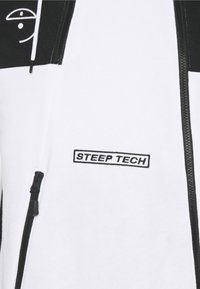 The North Face - STEEP TECH LOGO HOODIE UNISEX  - Mikina skapucí - white - 2