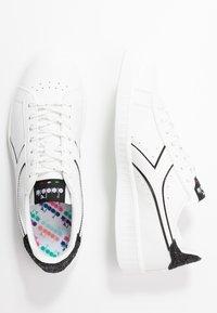 Diadora - GAME  - Sneaker low - white - 3