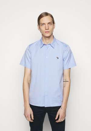 MENS CASUAL FIT BADGE - Hemd - light blue