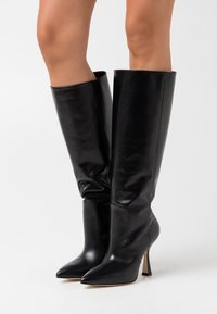 Stuart Weitzman - PARTON - High heeled boots - black - 0