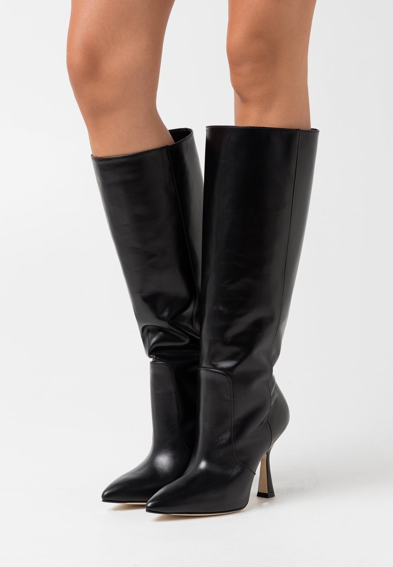 Stuart Weitzman - PARTON - High heeled boots - black