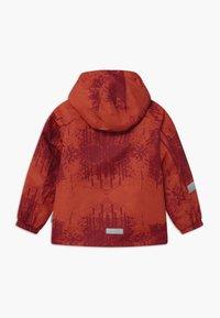 Reima - WINTER MAUNU UNISEX - Zimní bunda - lingonberry red - 1