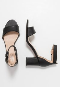 Clarks - DEVA MAE - Sandaler - black - 3
