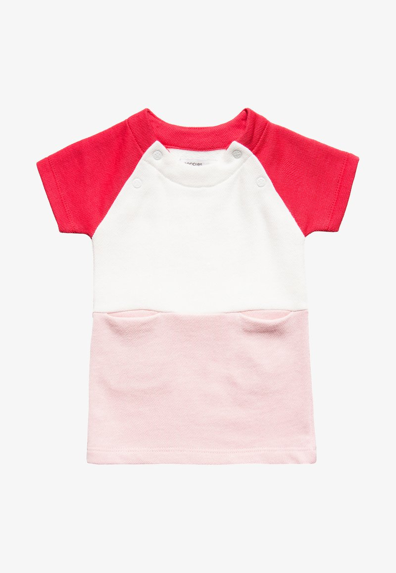 Noppies - DRESS RINGWOOD BABY - Day dress - bright red