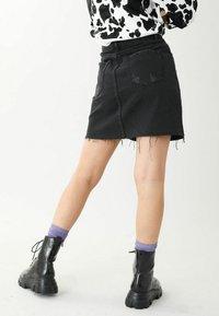 Pimkie - A-snit nederdel/ A-formede nederdele - schwarz - 2