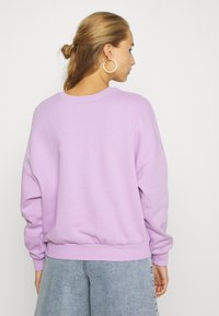 Even&Odd - Oversized Sweatshirt - Sweater - lilac - 2