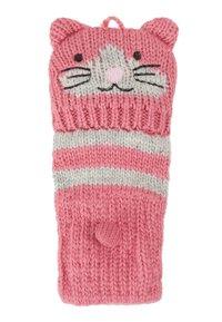 JoJo Maman Bébé - CAT GLOVES - Handsker - pink - 3