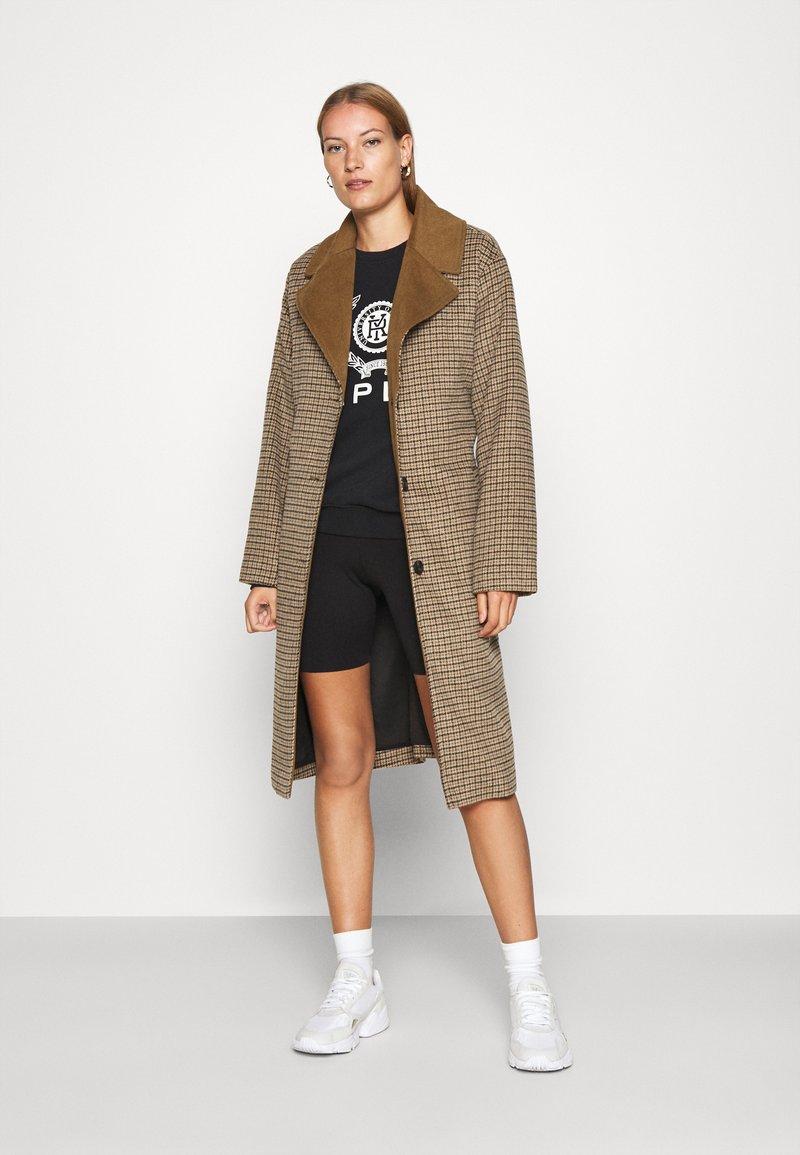 mbyM - JANASHIA - Classic coat - light brown