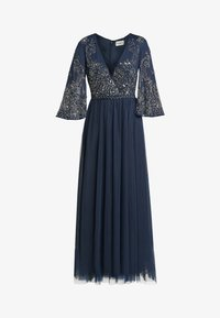 Lace & Beads - BONITA MAXI - Robe de cocktail - navy - 5