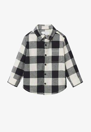 GERUIT  - Overhemd - wit