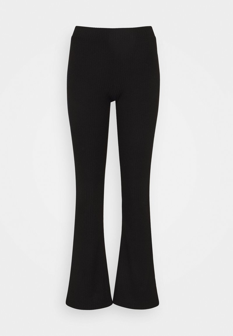 ONLY Petite - ONLNELLA FLARED PANT - Kalhoty - black