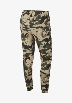 Spodnie treningowe - sequoia/black